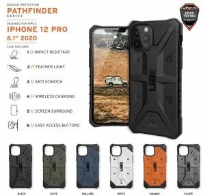 "Ốp UAG PATHFINDER iPhone 12 Pro 6.1"" (chính hãng)"